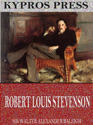 cover image of Robert Louis Stevenson