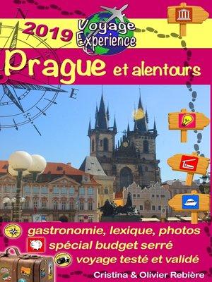 cover image of eGuide Voyage: Prague et alentours