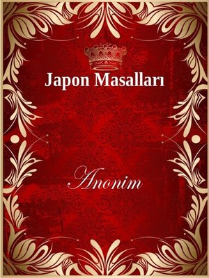 cover image of Japon Masalları
