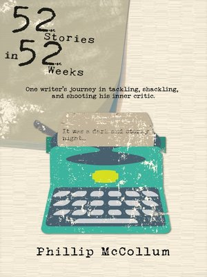 cover image of 52 Stories in 52 Weeks