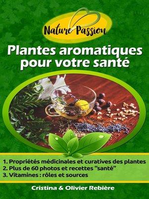 cover image of Plantes aromatiques pour votre santé