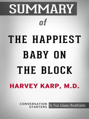 cover image of Summary of the Happiest Baby on the Block