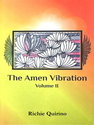 cover image of The Amen Vibration