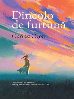cover image of Dincolo de furtună