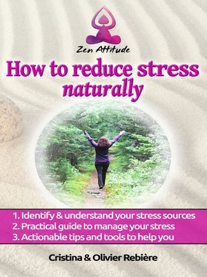 cover image of How to reduce stress naturally