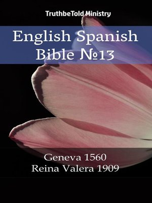 cover image of English Spanish Bible №13