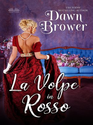 cover image of La Volpe In Rosso