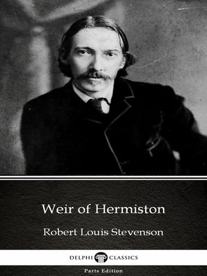 cover image of Weir of Hermiston by Robert Louis Stevenson