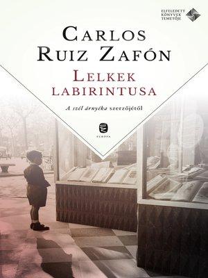 cover image of Lelkek labirintusa