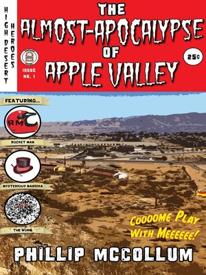 cover image of The Almost-Apocalypse of Apple Valley