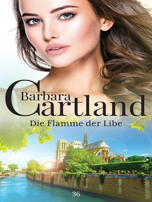 cover image of Die Flamme der Liebe