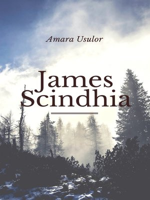 cover image of James Scindhia