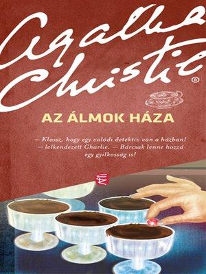 cover image of Az álmok háza