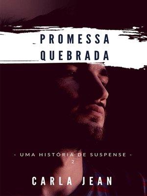 cover image of Promessa quebrada