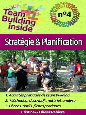 cover image of Team Building inside n°4 - stratégie & planification
