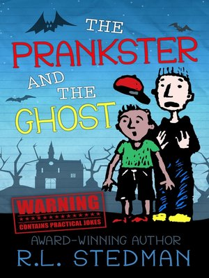 cover image of The Prankster and the Ghost