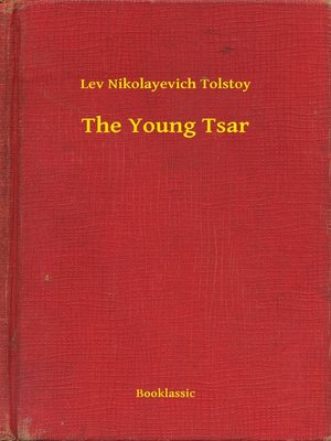 cover image of The Young Tsar