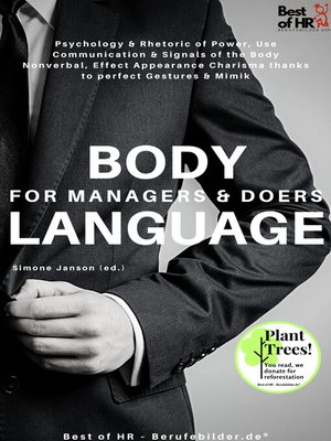 cover image of Body Language for Managers & Doers