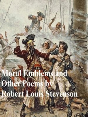 cover image of Moral Emblems and Other Poems