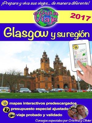 cover image of eGuía Viaje: Glasgow y su región