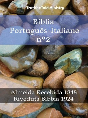 cover image of Bíblia Português-Italiano nº2