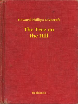 cover image of The Tree on the Hill