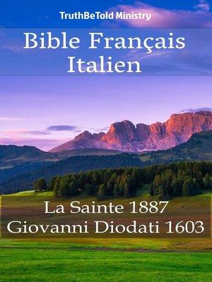 cover image of Bible Français Italien