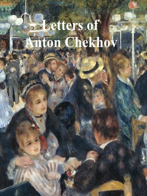 cover image of Letters of Chekhov