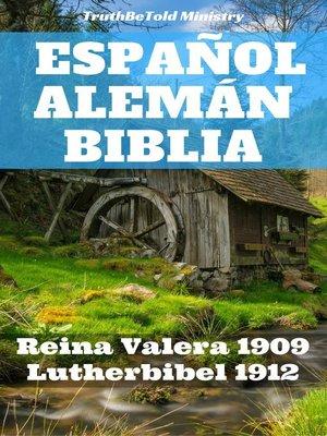 cover image of Español Alemán Biblia