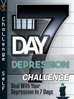 cover image of 7-Day Depression Challenge