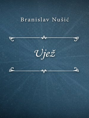 cover image of Ujež