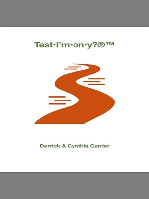 cover image of TestI'mony?