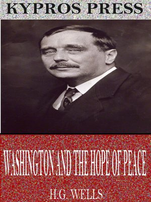 cover image of Washington and the Hope of Peace