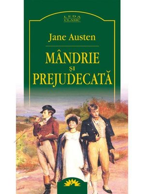 cover image of Mandrie si prejudecată