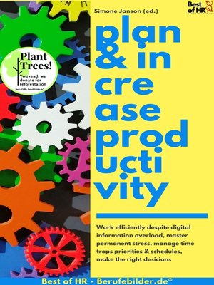 cover image of Plan & Increase Productivity
