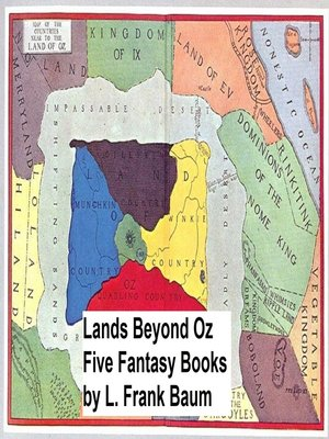 cover image of Lands Beyond Oz