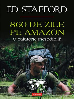 cover image of 860 de zile pe Amazon. O călătorie incredibilă