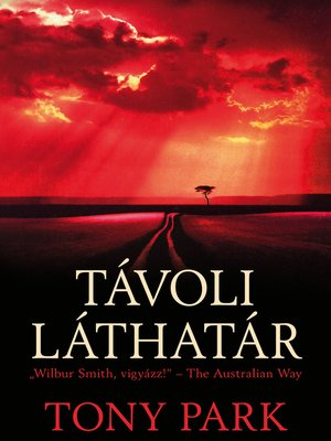 cover image of Távoli láthatár
