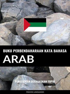 cover image of Buku Perbendaharaan Kata Bahasa Arab