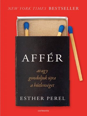 cover image of Affér