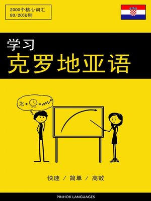 cover image of 学习克罗地亚语 - 快速 / 简单 / 高效