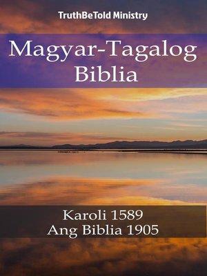 cover image of Magyar-Tagalog Biblia