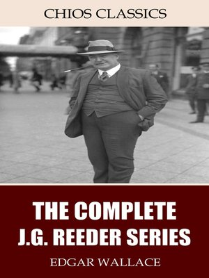 cover image of The Complete J.G. Reeder Series