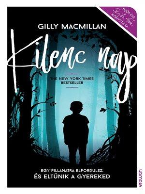 cover image of Kilenc nap