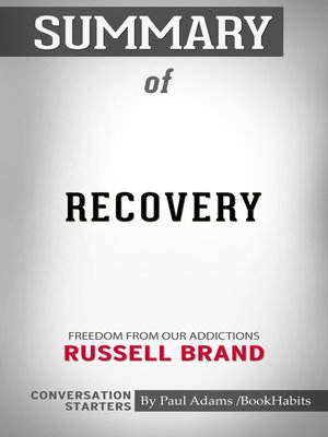 cover image of Summary of Recovery