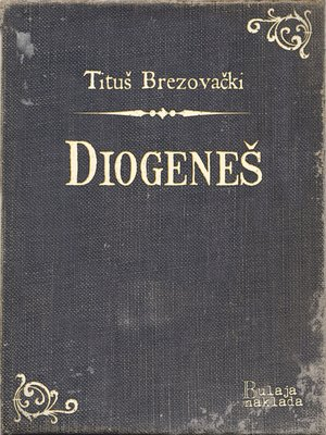 cover image of Diogeneš