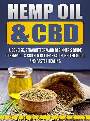 cover image of Hemp Oil & CBD