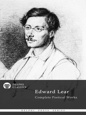 cover image of Delphi Complete Poetical Works of Edward Lear