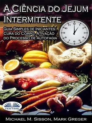 cover image of A Ciência Do Jejum Intermitente