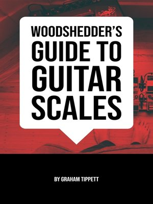 cover image of Woodshedder's Guide to Guitar Scales